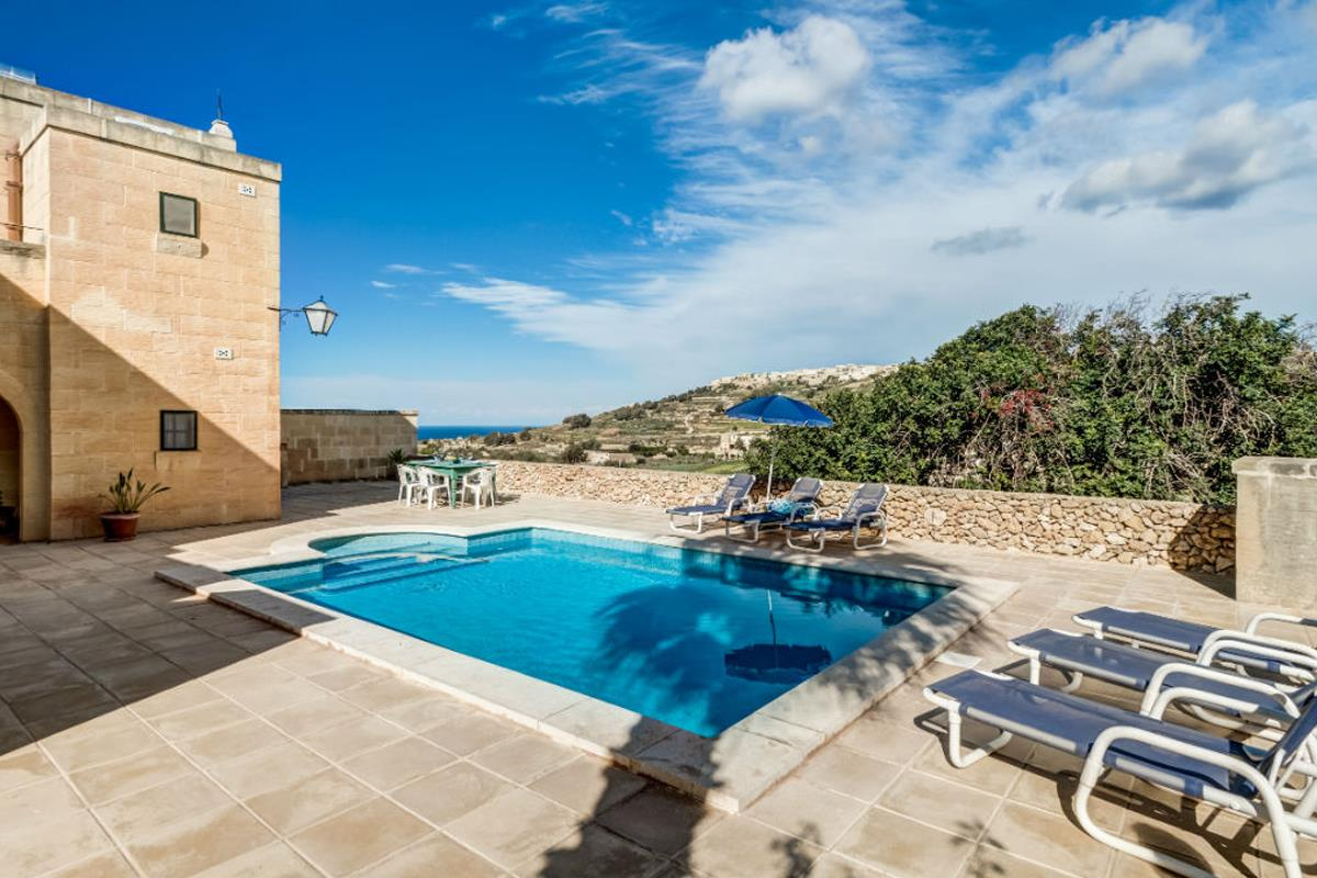 Angelica Holiday Villas - Villa Rentals Dar ta' Tonina