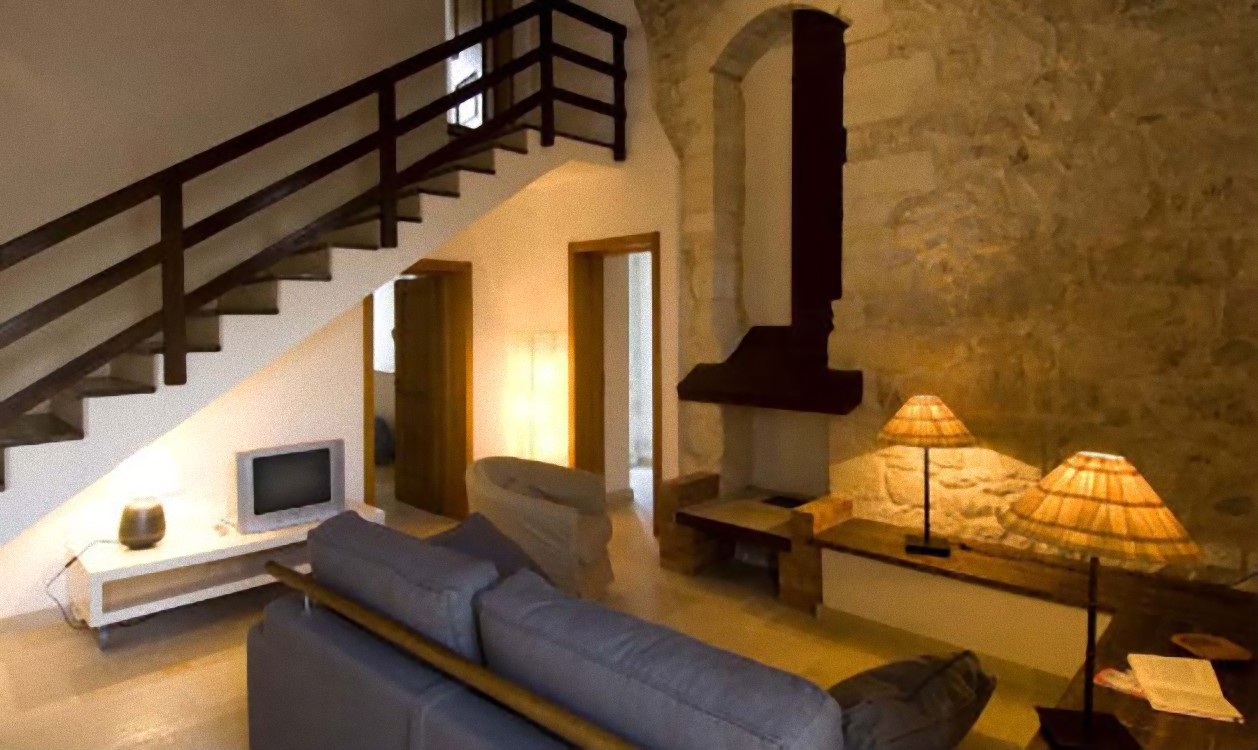 Angelica Holiday Villas - Villa Rentals The Olive holiday house with private terrace