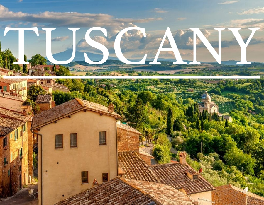 Villas in Tuscany